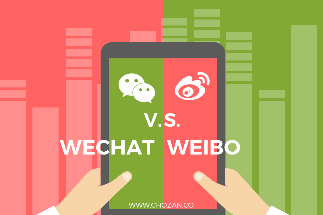 Branding on chinese social media wechat vs weibo chozan branding on chinese social media wechat vs weibo chozan chinese social media made easy reheart Choice Image