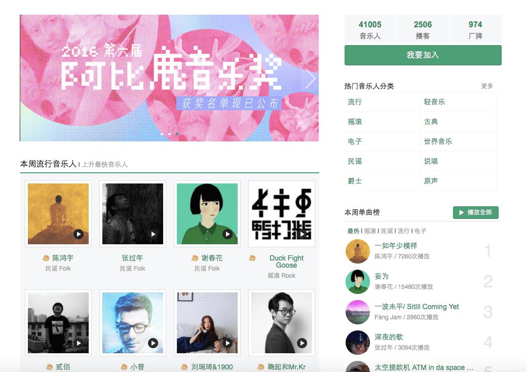 Douban Music